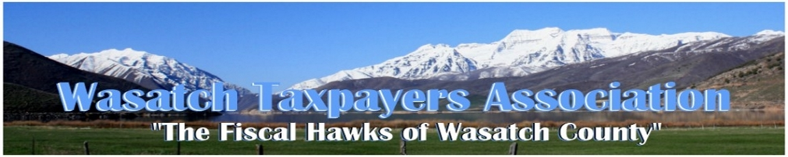 Wasatch Taxpayers Association